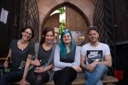 St. Katharina Open Air 2015 - Picknick in der Ruine - Staff