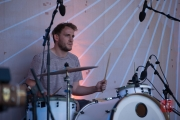 Folk Im Park 2015 - The Bronze Medal - Drums I