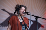 Folk Im Park 2015 - Cristobal And The Sea - Leïla Séguin I