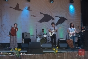 Folk Im Park 2015 - Cristobal And The Sea I