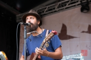 Folk Im Park 2015 - Black Yaya - David Ivar II