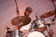 Folk Im Park 2015 - Junius Meyvant - Drums II
