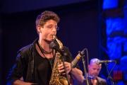 St. Katharina Open Air 2015 - Sunday Night Orchestra - Saxophone II