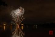 Volksfest 2015 - Opening Fireworks - Silver II