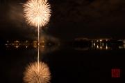 Volksfest 2015 - Mid Fireworks - Gold II