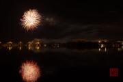 Volksfest 2015 - Final Fireworks - Multi-Color I