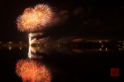 Volksfest 2015 - Final Fireworks - Multi Color II