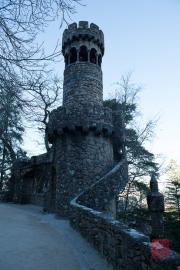 Sintra 2015 - Quinta da Regaleira - Round Tower