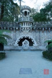 Sintra 2015 - Quinta da Regaleira - Fountain II