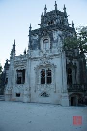 Sintra 2015 - Quinta da Regaleira - Church