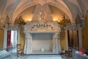 Sintra 2015 - Quinta da Regaleira - Castle - Fireplace