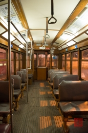 Lisbon 2015 - Cable Car inside