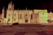 Lisbon 2015 - Santa Maria de Belem by night