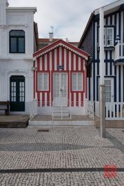 Costa Nova do Prado 2015 - Small red house