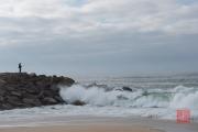 Costa Nova do Prado 2015 - Wave-Breaker & Fisher