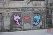 Porto 2015 - Dog Graffiti