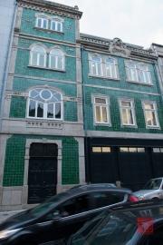 Porto 2015 - Green Facade of Tiles