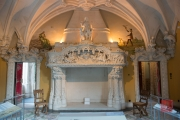 Sintra 2015 - Quinta da Regaleira - Castle - Fireplace
