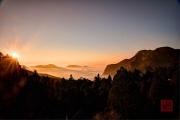 Taiwan 2015 - Alishan - Sunset II