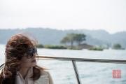 Taiwan 2015 - Woman on Boat
