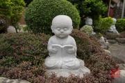 Taiwan 2015 - Fo-Guang-Shan - Sculpture - Reading Monk