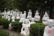Taiwan 2015 - Fo-Guang-Shan - Sculptures