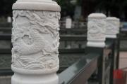 Taiwan 2015 - Kaohsiung - Pillar Ornament - Dragon
