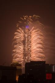 Taiwan 2015 Fireworks XIV