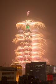 Taiwan 2015 Fireworks II