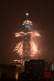 Taiwan 2015 Fireworks VII
