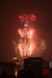 Taiwan 2015 Fireworks IX