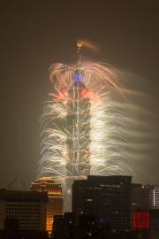 Taiwan 2015 Fireworks XII
