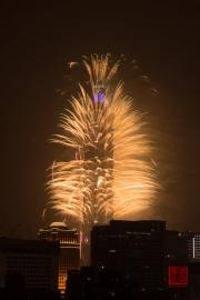 Taiwan 2015 Fireworks XVI
