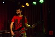 MUZclub King Howl 2016 - Alessandro Cau II