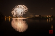 Spring Fair Fireworks Finale 2016 - White