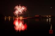 Spring Fair Fireworks Finale 2016 - Red