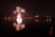 Spring Fair Fireworks Finale 2016 - Pink & Silver