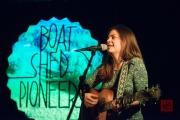 Blaue Nacht 2016 - Boat Shed Pioneers - Anna Johansson