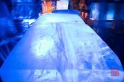 Blaue Nacht 2016 - Melting Truth - Ice Detail