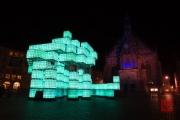 Blaue Nacht 2016 - Kubik - Green