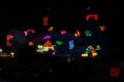 Blaue Nacht 2016 - Wahnheit - Bricks I