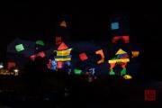 Blaue Nacht 2016 - Wahnheit - Bricks II