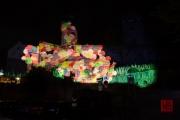 Blaue Nacht 2016 - Wahnheit - Ballons