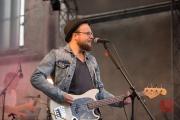 St. Katharina Open Air 2016 - Slow Down Festival - Me & Reas - Benjamin Maria David Baumann II