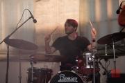 St. Katharina Open Air 2016 - Slow Down Festival - Trümmer - Maximilian Fenski II