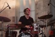 St. Katharina Open Air 2016 - Slow Down Festival - Trümmer - Maximilian Fenski III