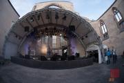 St. Katharina Open Air 2016 - Slow Down Festival - Trümmer III
