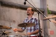 St. Katharina Open Air 2016 - The Green Apple Sea - Drums I