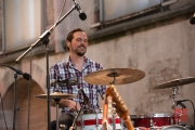 St. Katharina Open Air 2016 - The Green Apple Sea - Drums II