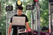 Brückenfestival 2016 - Leak - Timo I